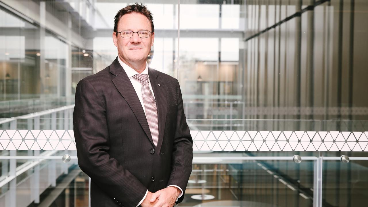 Australian Criminal Intelligence Commission (ACIC) chief executive officer Mike Phelan.