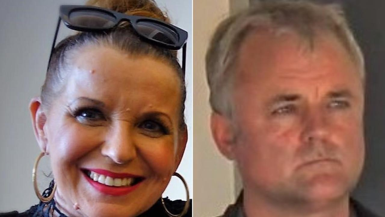 Supplied Editorial Steven Paul Toogood and Julianne Toogood in Cairns District Court for  alleged stalking