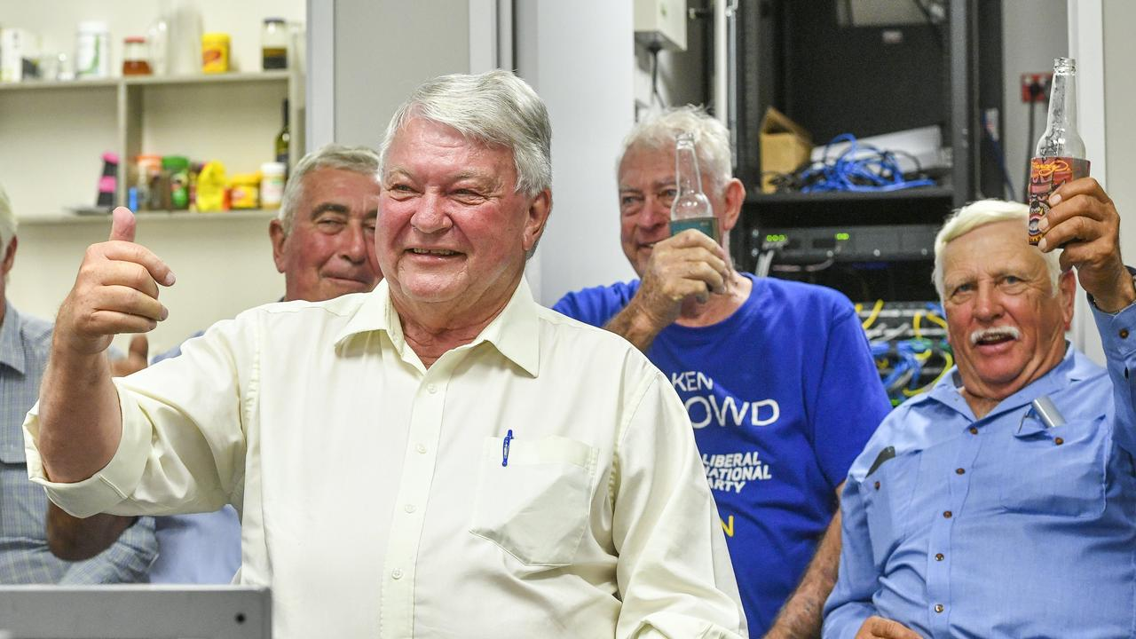 Federal Member for Flynn, Ken O'Dowd said the Regional Recovery Partnerships program would help the areas which had borne the brunt of COVID-19.