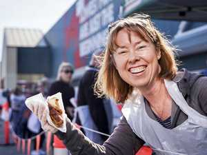The Bunnings sausage sizzle is back!