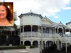 Rinehart's reno plans for palatial Brisbane mansion