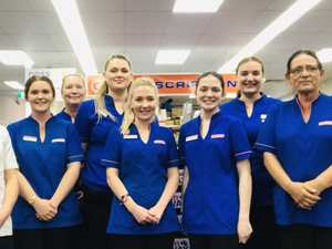 WINNER: Gympie's favourite pharmacy 'excited and proud'