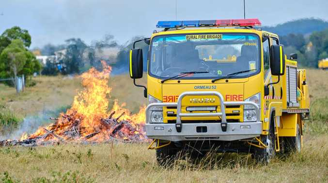 New truck on the horizon for Rocky's rural fireys