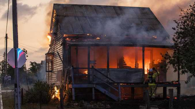 Young arsonist set partner's home on fire, watched it burn