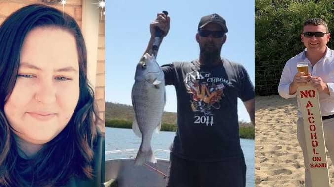 Miriam Vale trio have 'bad blood' with police sergeant