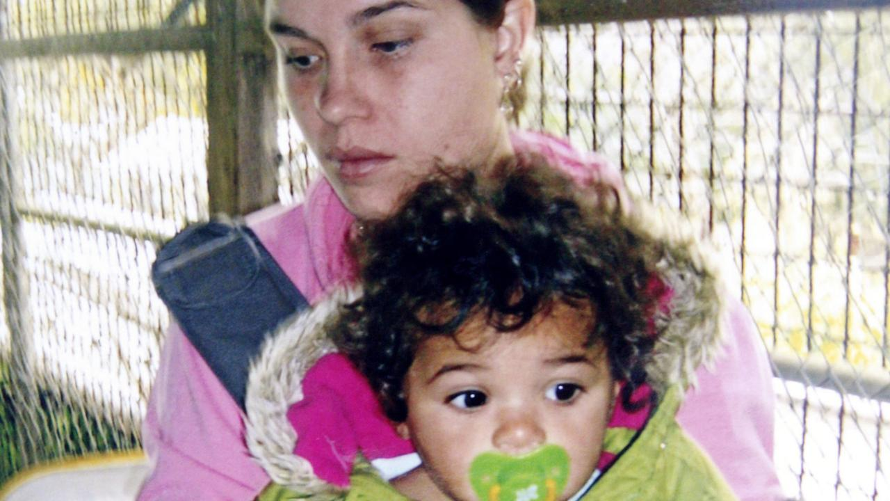 Mum Donna Deaves with two-year-old daughter Tanilla Warwick-Deaves.