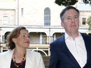 Trad's hubby in legal shake-up