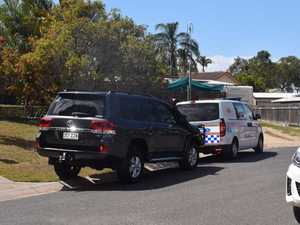 Police received tip off for Gladstone home raid