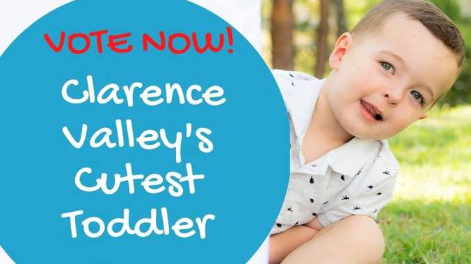VOTE NOW: Help choose the Clarence's cutest toddler