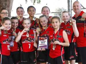 U12 Meteorettes stun Townsville to claim Qld crown