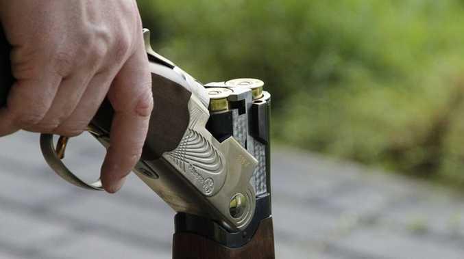 Sawn-off shotgun, crystal meth found in Gympie man's shed