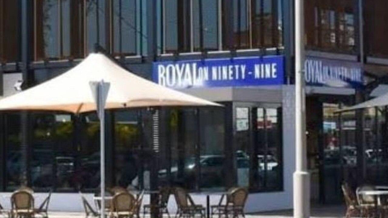 Royal on Ninety-Nine