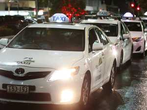 'He thought he would die': Taxi driver bashed, dumped