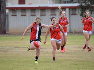 First year Saint takes out Darling Downs best and fairest