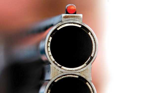 'Come outside b---h': Man shoots gun at 67yo mum