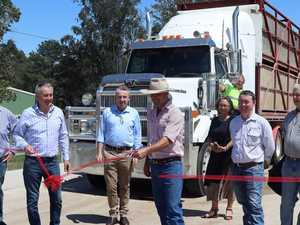 Truck wash the latest addition to Grafton Saleyards