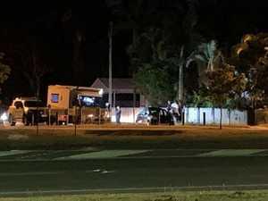 Man injured in West Mackay stabbing attack