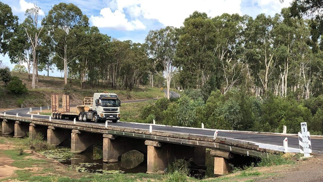 Mundubbera Durong Road, which locals have fought hard to upgrade, has taken another life. File Photo.