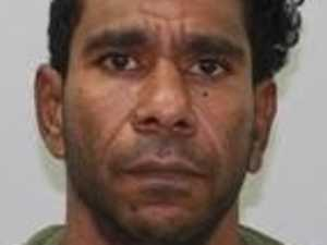 Police hunt for prison escapee on the run