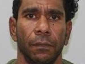 Police hunt for prison escapee on the run