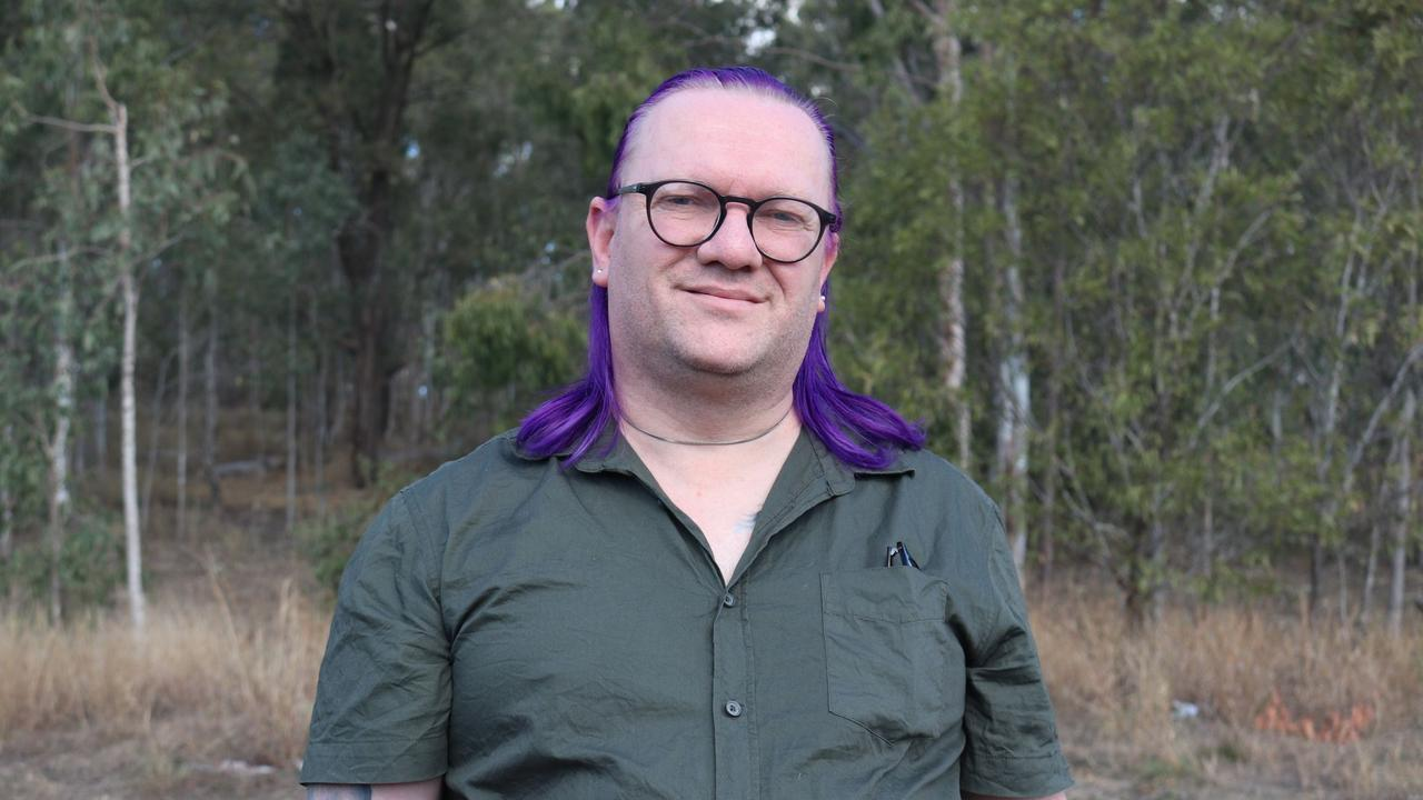 Raven wolf is running for the Greens in Ipswich West.