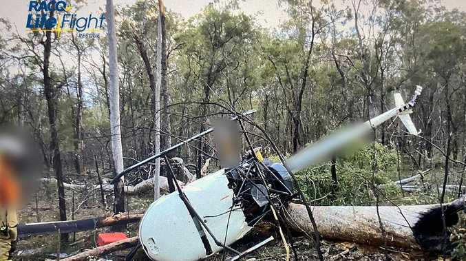 Details released over helicopter crash