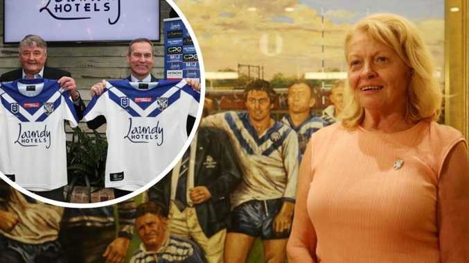 Pub tycoon's $2m threat to brawling Bulldogs
