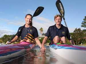 Olympians' passion project helps paddle skills flow