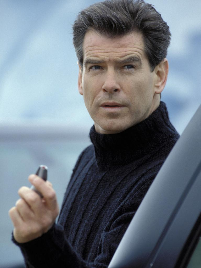 Pierce Brosnan in a scene from 'DIE ANOTHER DAY' (CREDIT: EON DIAD 001)