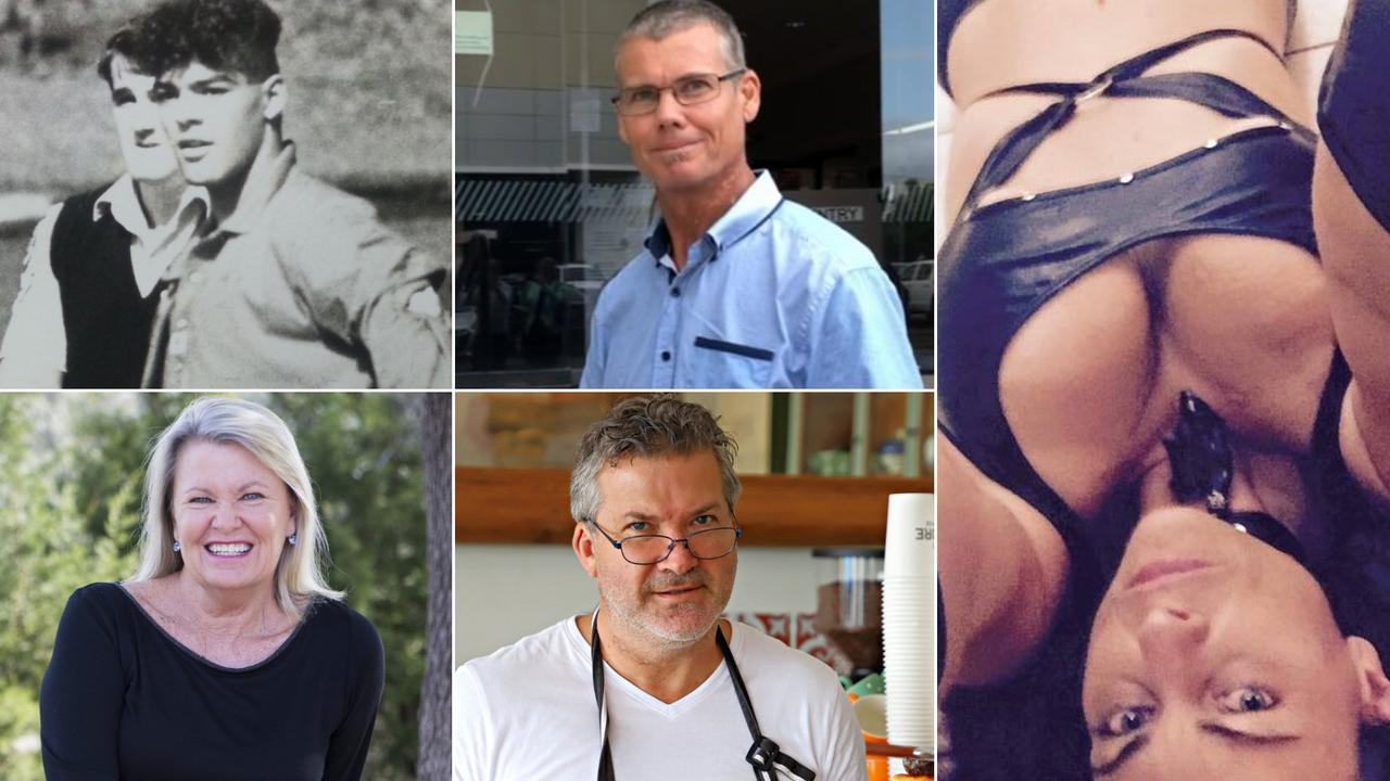 Bevan Meninga, Keven Drew De Vroom, Chelsea Shirley Djukich, Alex Barnett and Lyndon Wittingslow are some of the high profile cases that shocked the Coast. Picture: File/social media