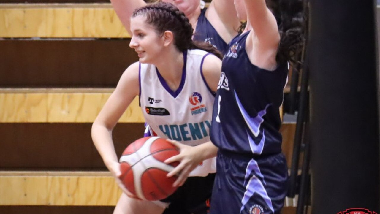 Sunshine Coast Phoenix have enjoyed a big two weeks of state championships across boys and girls divisions. Picture: Basketball Queensland