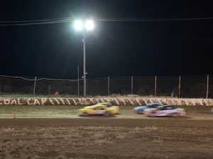 New equipment boosts safety trackside at CQ speedway