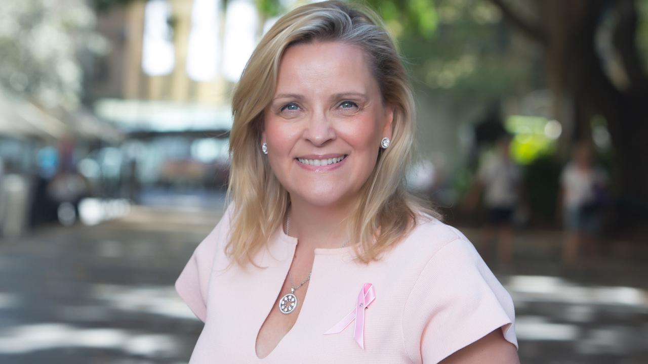 Sarah Hosking, CEO, National Breast Cancer Foundation.