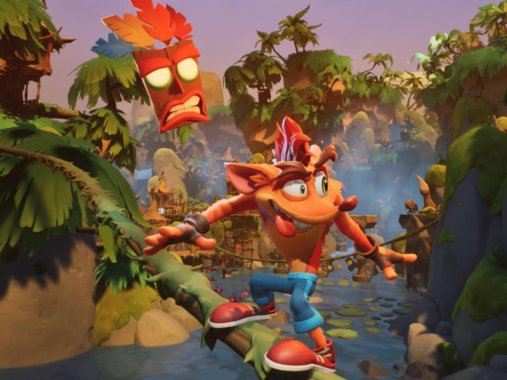 Crash Bandicoot 4: It's About Time is now available on PS4 and Xbox.