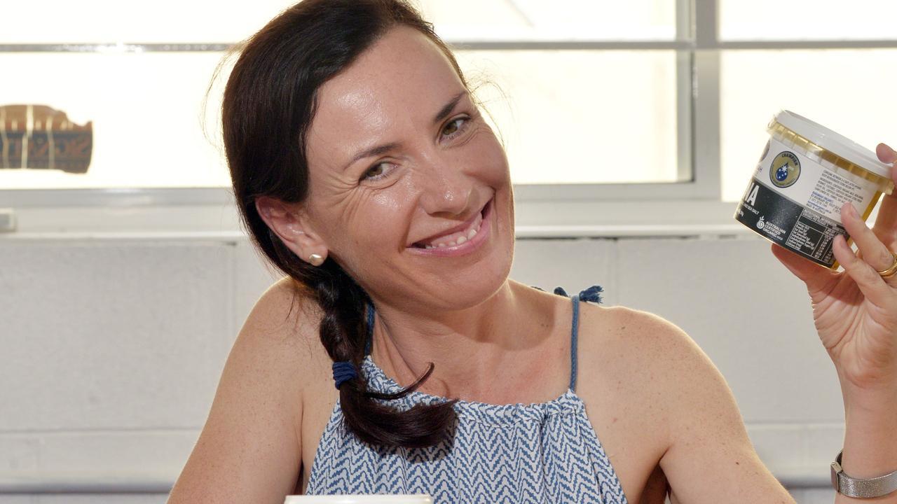 Barambah Organics co-founder Jane Campbell. Photo: Inga Williams