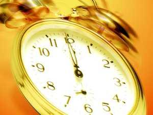 Clock's ticking for daylight savings push