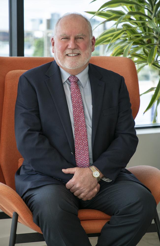 Fertility specialist at Queensland Fertility Group, Dr Scott Salisbury.