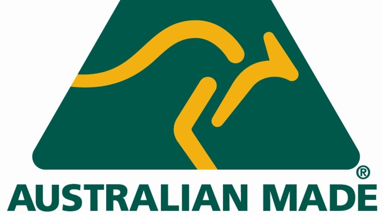 Australia Made logo.