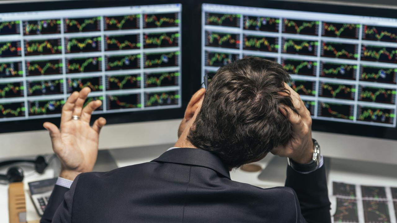 The ASX started out weak and sank further in the final hour of trade.