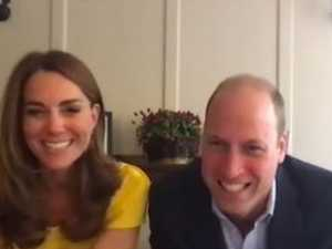 Wills, Kate smitten over 'sweet' Aussie
