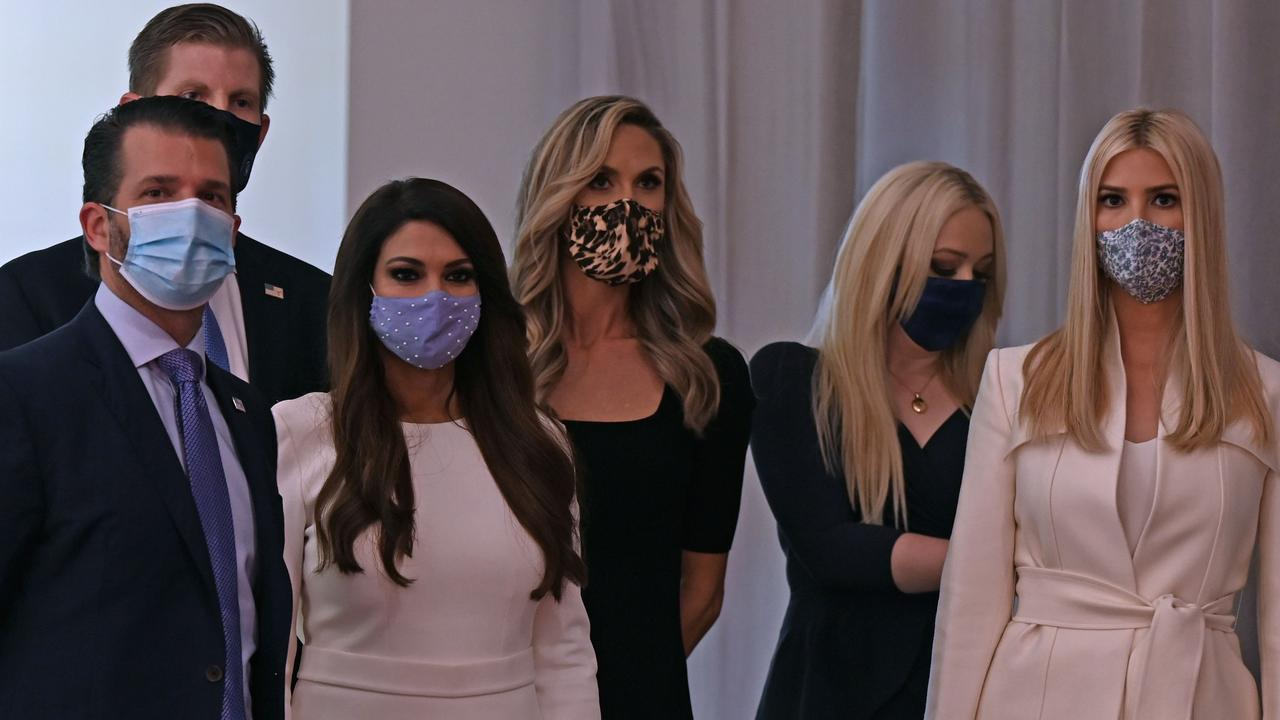 Donald Trump, the First Lady and Hope Hicks testing positive for coronavirus now puts a huge number pople in serious danger of contracting the deadly virus.