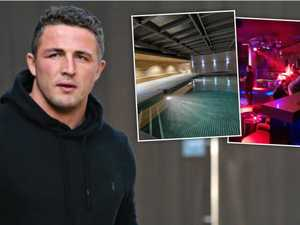 Sam Burgess' racy text message affair revealed