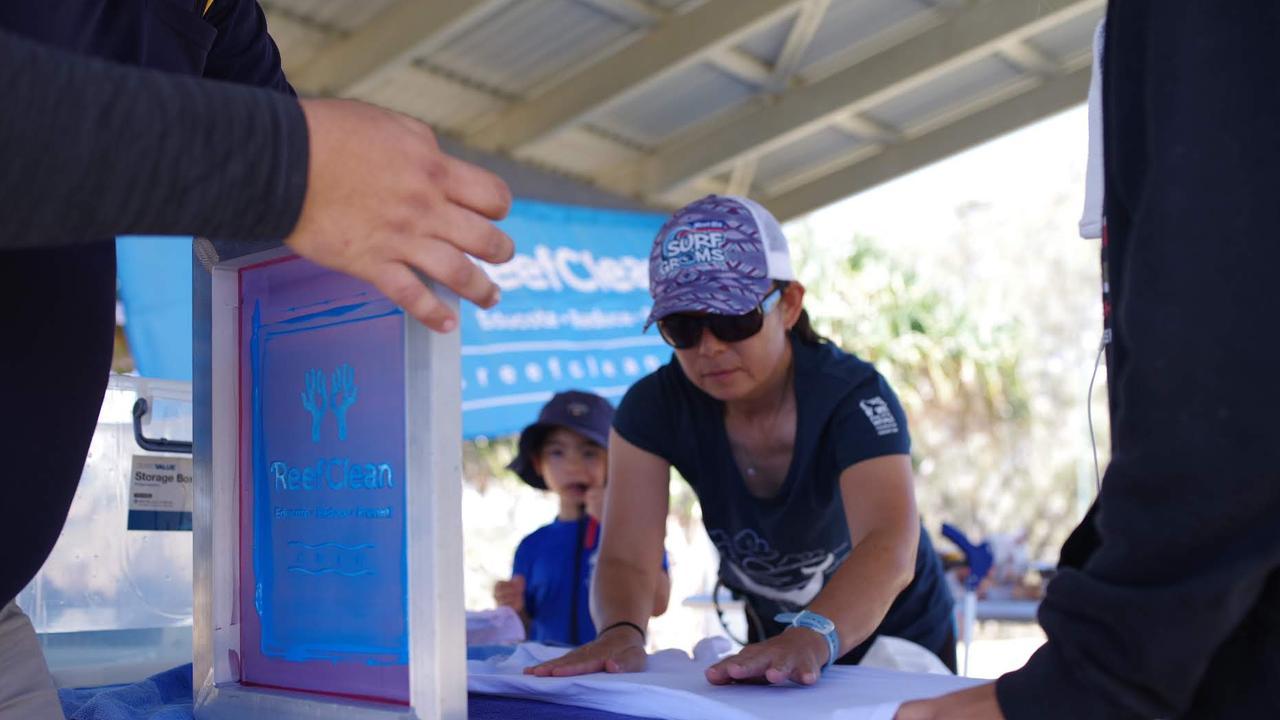 Tangaroa Blue is calling on ocean lovers to join ReefClean's Great Barrier Reef Clean-up.