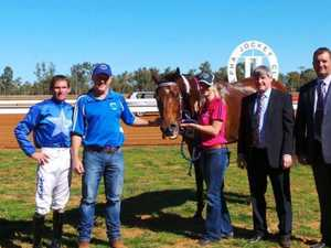 Rural CQ race meet goes ahead with $50k up for grabs