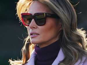 'Give me a f***ing break': Secret Melania Trump tape emerges