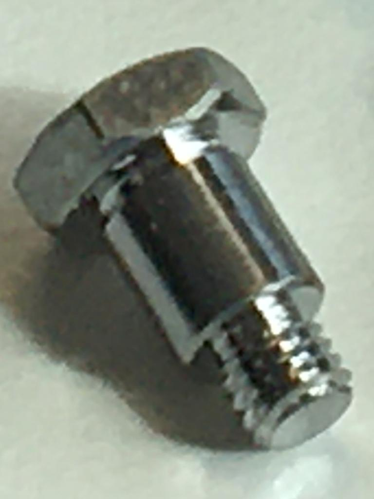A Smith & Nephew External Fixation Shoulder bolt SN958 thats sells for $45. Picture: Supp;oed