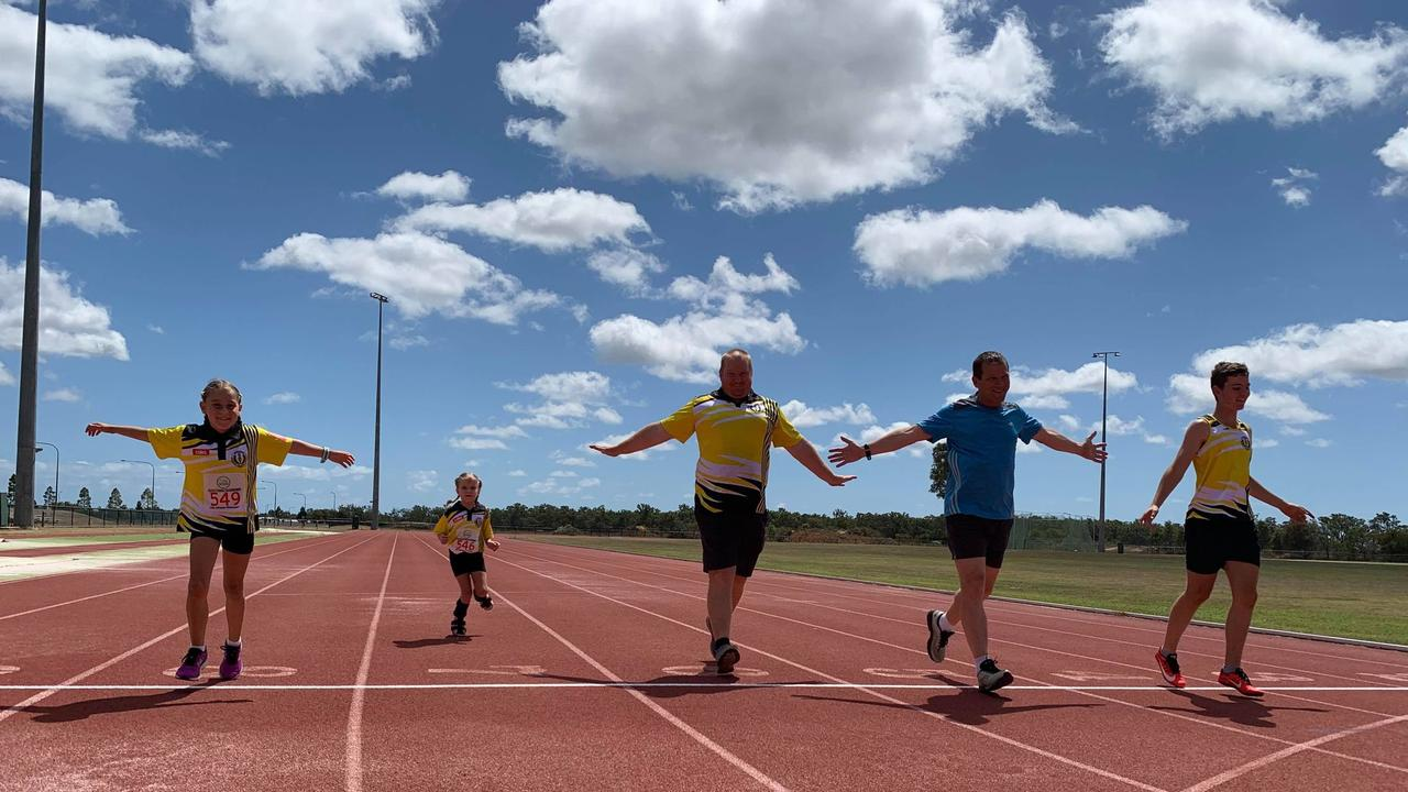 ELECTION PROMISE: Bundaberg MP David Batt has announced, if the LNP win at the upcoming State Election, they will invest $40,000 for Bundaberg Athletics Club photo finish equipment.