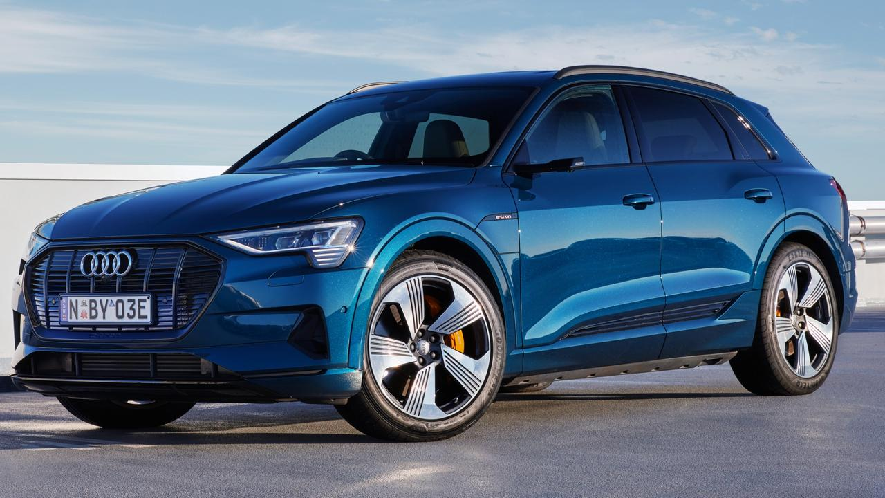 The electric car revolution has begun, and Audi is the latest brand to bring its new hi-tech machine to Australia. But there is one big issue holding it back.