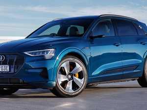 Audi's futuristic new electric SUV