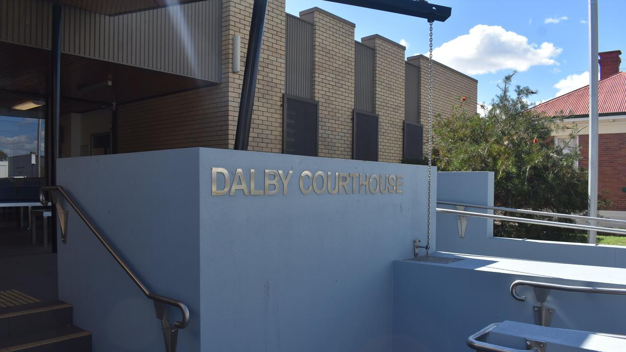 Dalby Magistrates Court. Picture: File
